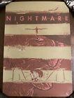 A Nightmare On Elm Street 1/30 Freddy Krueger Sweater Art Print Halloween Horror