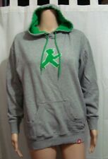 Amplemann Berlin Pullover Gray Hoodie - Size Small