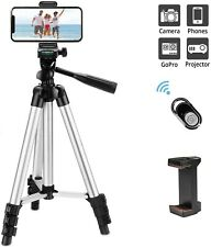 TRIPOD STAND MOUNT HOLDER WITH REMOTE CONTROLER FOR DSLR CAMERA I PHONE GOPRO