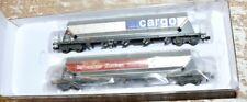 """Hs Hobbytrain h23467 2er set SBB tagnppss silowagen """"azúcar transporte"""" sp n"""