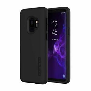 Incipio DualPro Case Cover For Samsung Galaxy S9 (2018) - Black/Black