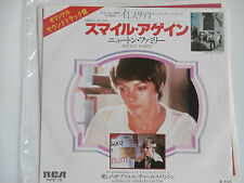 "NEWTON FAMILY - CHARLES LINTON -Smile...- Yesterday Soundtrack 7"" 45 OST Japan"