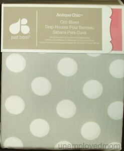 Cotton Baby Bed Sheet Fitted Crib Boy Girl Neutral Toddler Mattresses 52 in X 28