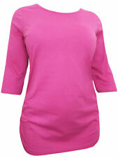 Casual Cotton Other Tops Plus Size for Women