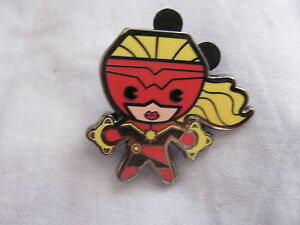 Disney Trading Pins 109958 Marvel Kawaii Art Collection Mystery Pouch - Ms Marve
