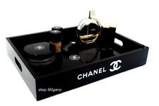 Chanel Extra Large Cosmetic Vanity Organizer Tray VIP Gift New in Box