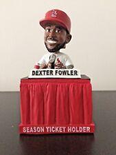 Dexter Fowler Bobble Head Bobblehead St Louis Cardinals StL Talking Season 2017