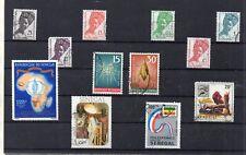 Senegal Valores del año 1972-82 (DP-386)