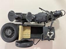 21st Century/Gi Joe WW2 German Motorcycle And Sidecar AS IS