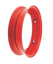 Cerchio rosso per Piaggio Vespa 50 Special 125 Primavera Et3 Px Pk 300 350 10