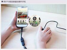 Adaptateur OTG Host Micro Male/USB Femelle pour smartphone tablette LENOVO