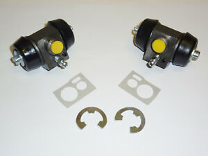 Classic Mini Rear Wheel Cylinders x 2  A Pair 4411