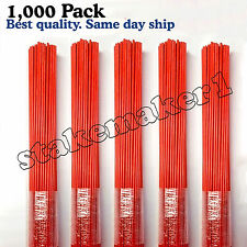 Driveway Markers Snow Stakes 1000 BUNDLE of 48 Inch Long Orange markers