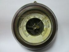 Antique Collectible Barometer Imperial wooden Russian Empire measuring device