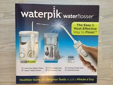 WATERPIK FLOSSER ULTRA PLUS NANO COMBO PACK SEALED