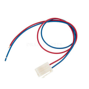 Windshield Washer Pump Electric Connector For Dodge Chrysler Plymouth Mitsubishi