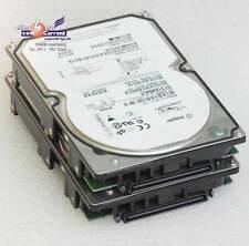 18 GB 80-POL FESTPLATTE SEAGATE ST318404LC 9N9001-087 9N9001 SCSI HDD SCA #K181