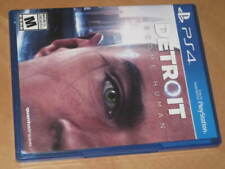 Detroit Become Human PS4 Game - Sony PlayStation 4