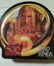 NEW Lord Of The Rings Evil Forces 500 Piece Puzzle Ages 10 And Up Home Family