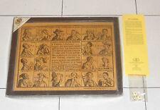 GIOCO DA RIDERE Gli Antichi giuochi italiani MASTRO GEPPETTO In legno