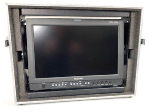 """USED Panasonic BT-LH1760E 17""""  Multi-Format Colour LCD Production Monitor"""