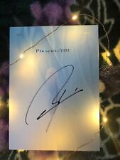 Signed GOT7 Present: YOU (Bambam) NO PHOTOCARD