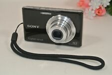 Sony Cyber-shot DSC-W330 14.1MP Digital Camera - Black
