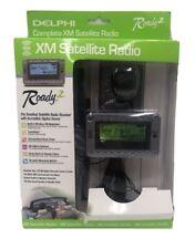 Delphi Roady 2 For Xm Car & Home Satellite Radio Receiver New Open Box Sa10085