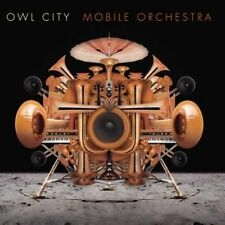 Owl City: Mobile Orchestra, CD, New & Sealed, Aussie seller