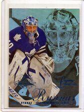 JUSSI RYNNAS Maple Leafs 2012/13 Fleer Retro Flair Showcase Legacy Col /150 SP