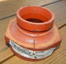 """New listing Victaulic - Vic 50 4 x 2-1/2"""" Concentric Reducer """"New other"""" Ts1"""