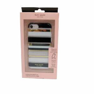 Kate Spade New York Protective Case iPhone SE (2020)/8/7/6s/6 -Oceanside Stripe