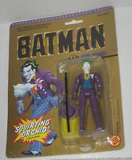 The Joker Action Figure With Squirting Orchid From Batman (1989) NIP
