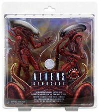 Neca Aliens Figure Genocide Xenomorph 2 Pack Big Chap &amp Dog Alien