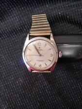 Rolex Oyster Perpetual 6084Bubbleback Stainless Steel Mens Watch 1952