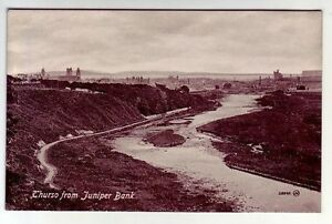 Thurso From Juniper Bank Caithness Photo Taken 1898 Published 1915 Valentines