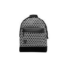 MI-PAC Honeycomb Backpack Black/White School Bag 740260-012 **FREE HARIBO
