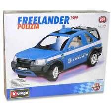 Bburago 1/24th Scale Freelander Polizia 1998 Metal Kit #55365