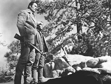 Clint Walker - Night of the Grizzly  - BUY 5 AND GET 1 FREE 8 1/2 X 11