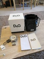 D&G Dolce and Gabbana Watch - fully boxed, for men or women unisex, diamante