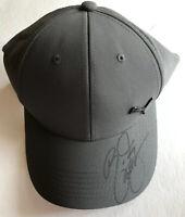 Rickey Fowler Golfer Signed Autographed PUMA Cap PSA