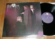 "STEVIE NICKS 1983 The Wild Heart"" LP w Stand Back + INSERT (Tom Petty) NM-"