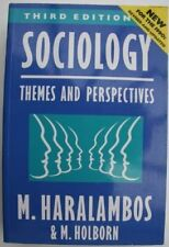 Sociology: Themes and Perspectives,Michael Haralambos, R.M. He ,.9780003222357