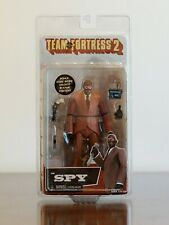 "Team Fortress 2 7"" NECA Figure Red SPY - Player Select"
