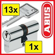ABUS CISA Profilzylinder  — 12 + 1 = 13 Schlüssel