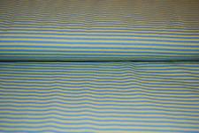Glitzer hellgrau//erika Streifen 90 cm Bündchenstoff Swafing Gretchen