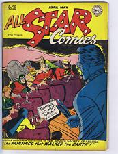 All Star Comics #28 DC Pub 1946