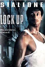 NEW DVD // LOCK UP - Sylvester Stallone, Donald Sutherland, John Amos, Sonny Lan