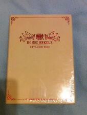 Böhse Onkelz - Vaya Con Tioz (4 DVD Box Set + Buch), Lausitzring, Neu, sealed
