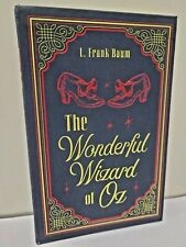 The Wonderful Wizard of Oz by Baum. 2018 Paper Mill Deluxe Classic PPD